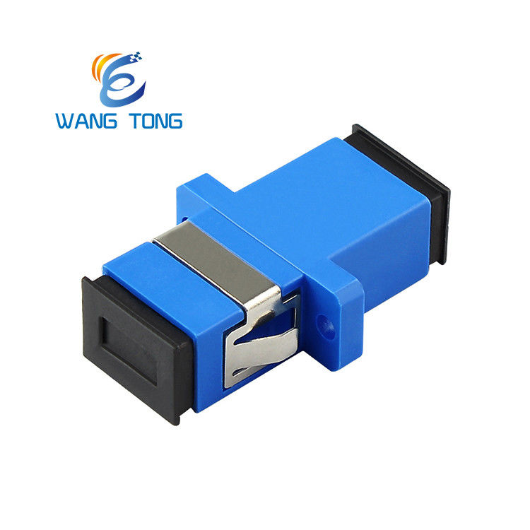 CATV FTTH Fiber Optic Passive Components Single Mode Multimode Plastic Material